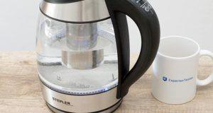 Wie schneidet der Glaswasserkocher im Stiftung Warentest Vergleich ab?