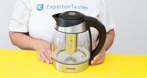 Ist der Glaswasserkocher komplett abschaltbar im Test?