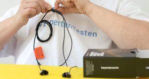 Wo kaufe ich In Ear Kopfhörer im optimalen Fall?