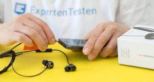 Wie läuft die Wartung von In Ear Kopfhörer im Test ab?