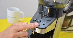 Alle Zahlen und Daten aus einem Kaffeemühlen Test