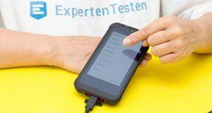 Was sind die wichtigsten Zahlen zum Outdoor Smartphone im Test?