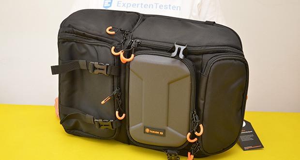 Tarion Kamerarucksack Fotorucksack im Test - Gewicht: 1.55 kg; Kapazität: 17 Liter; Nutzlast: 12 kg