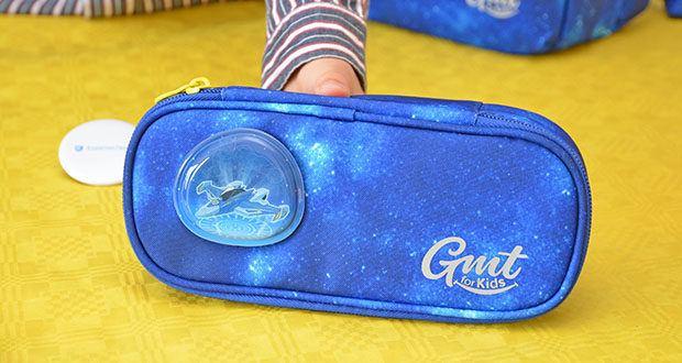 GMT Kids Cubo Space Agent Schulranzen im Test - inklusive Federmappe