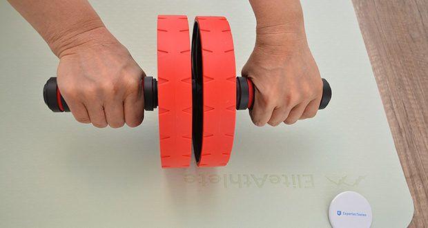 EliteAthlete Yogamatte im Test - bestens geeignet für verschiedene Fitness-, Pilates- und Yogaübungen