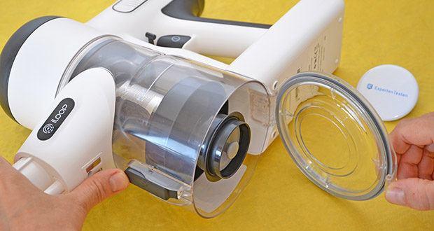 Tineco Akkustaubsauger Pure One X im Test - Staubbehältervolumen: 0.4L