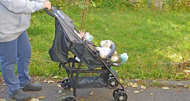 Hauck Sport Buggy im Test - eignet sich ab Geburt