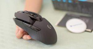 Wie lief die Entwicklung der Gaming Maus ab?