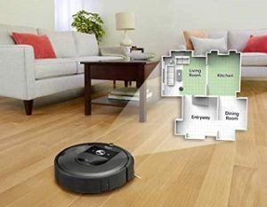 Erfahrungen von Kunden mit dem Roomba i7158 Saugroboter