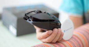 So nimmt man die Gaming Maus in Betrieb im Test
