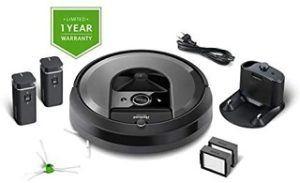 Kaufberatung von Experten für den Roomba i7158 Saugroboter