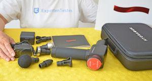 Kaufkriterien einer Massagepistole im Test und Vergleich