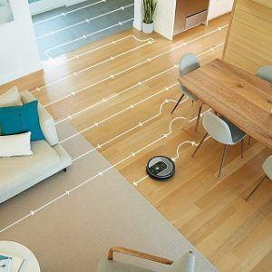 Ladestation des Roomba Saugroboter 960 im Vergleich bei Kunden