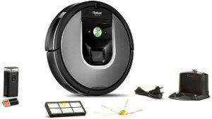Der Saugroboter der Marke Roomba 960 im Test und Vergleich