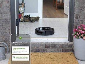 Saugroboter der Marke Roomba i7158 von iRobot im Test und Vergleich