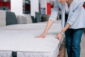 Große und gute Auswahl an Matratzen bei Ikea zu kaufen