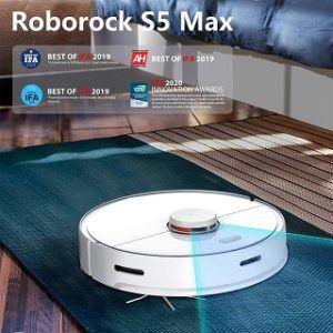 Testergebnisse zu Roborock S5 max von Kunden