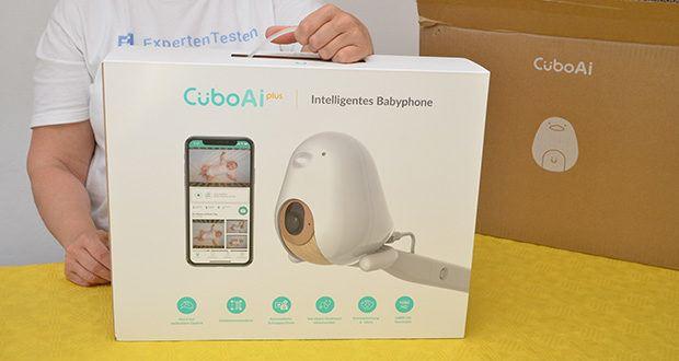 Cubo Ai Plus Smart Babyphone im Test - 2 Jahre Garantie