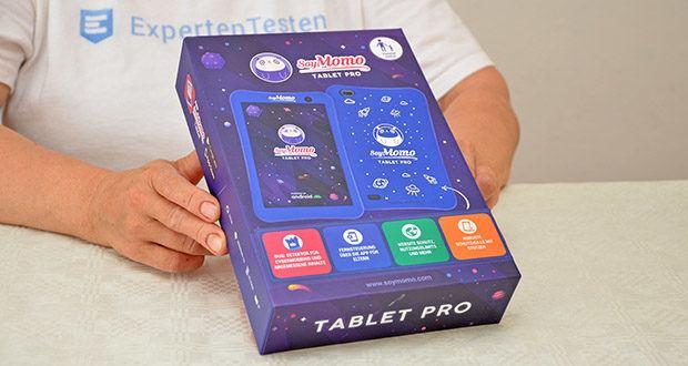 SoyMomo Tablet Pro im Test - 8-Kern 1,6 GHz CPU; 2GB RAM