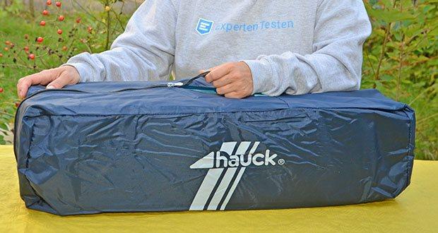 Hauck Babyreisebett Dream N Play Plus im Test - Größe: 120 x 60 cm