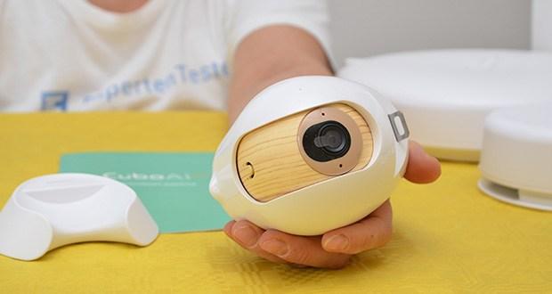 Cubo Ai Plus Smart Babyphone im Test - HD-Nachtsichtkamera mit intelligenten Baby-Sicherheitswarnungen, Schlafanalyse und Zwei-Wege-Audio