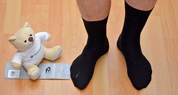 Schiesser Herren Socken Stay Fresh im Test - mit praktischer Stay Fresh Ausrüstung und Schiesser Qualität