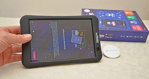 SoyMomo Tablet Pro im Test - Standortbasierte Dienste über WLAN