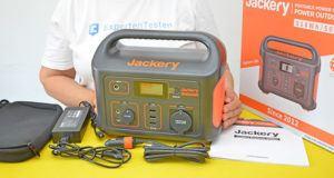 Welche Arten von Stromerzeugern gibt es in einem Test?