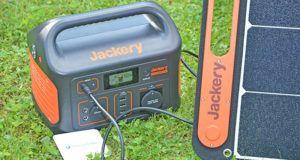 Auswertung eines Stromerzeugers im Test und Vergleich